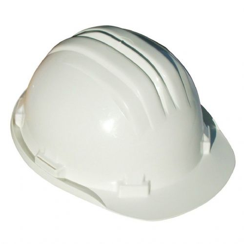 Supertouch ST-50 White Safety Helmet